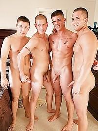 Gruppen porno gay Gay